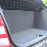 Skoda Fabia - Sonic Bliss - Boot with ventilated covers or full use of remaining boot space