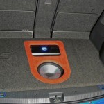 Vauxhall meriva GSI boot install