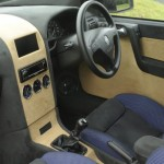 Alcantara precision custom interior