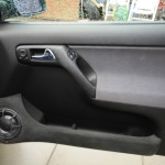 VW Golf convertible MK3.5 door builds with the Morel supremo 6