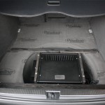Audi RS4 with 3 x AudioWave Aspire Pro's - Amplifiers exposed!