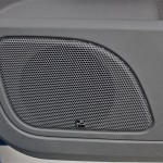 Ford Focus RS420 speaker grill of the front door