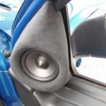 Vauxhall Astra MK4 custom fabricated mid-range pod
