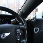 Bentley A-Pillar fabrication - Sonic Bliss - Ultimate SQ installs