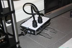 MusicWorks ReFlex Ultra & ReSponse equipment Isolators
